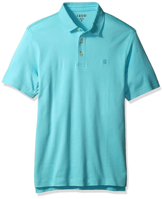 Izod Mens Solid Interlock Polo At Amazon Mens Clothing Store Shirts