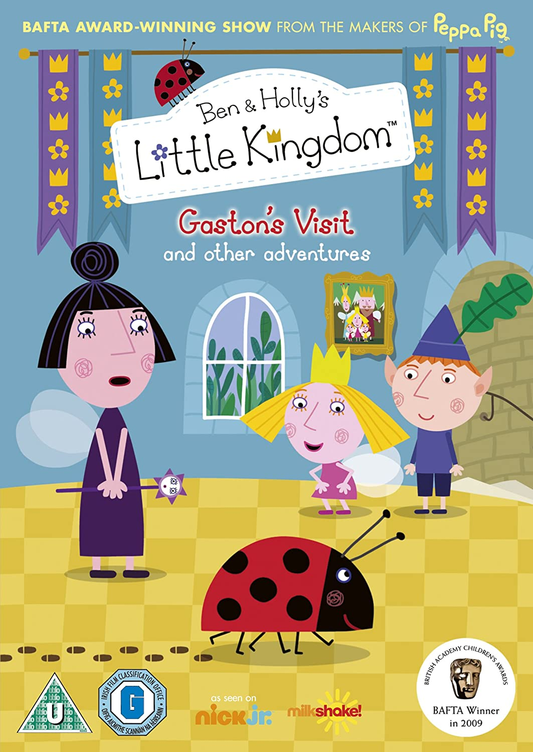 amazon com ben and holly s little kingdom volume 2 region 2