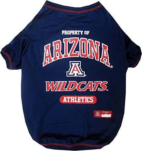 Football /& Basketball DOGS /& CATS SHIRT COLLEGE PET OUTFIT 5 Sizes available in 50+ SCHOOL TEAMS Durable SPORTS PET TEE DOG TEE SHIRT NCAA T-SHIRT COLLEGIATE DOG SHIRT