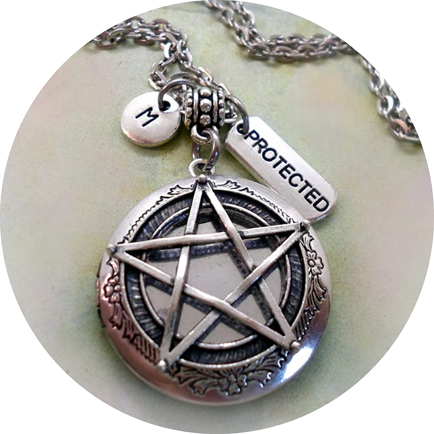 Pentacle Purse Hook Wicca Protection Amulet Pentagram Purse Hook Pentagram Bag Hook Wicca Purse Hook Pagan Purse Hook Wiccan Jewelry Gift for Man.Y119