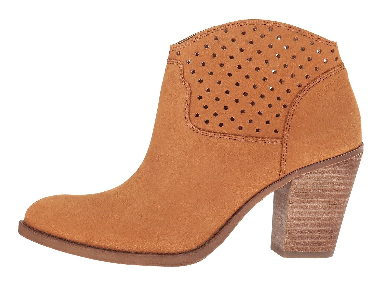 Lucky Brand Women's Eller Boot B01LWJL653 5 B(M) US|Café Elk Nubuck