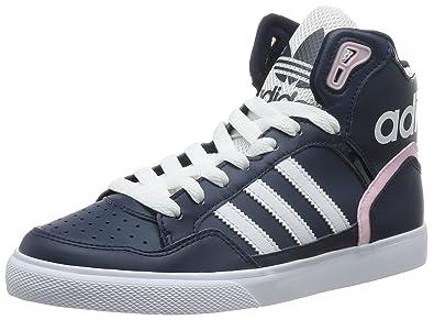 TopSchwarz Extaball Adidas High Adidas Damen wZkiuOPXT