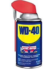 WD-40 Multi-Use Product  with SMART STRAW SPRAYS 2 WAYS, 8 OZ