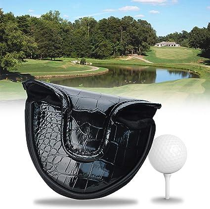 Lychee Fundas para Drivers de Golf con Cierre Magnético,Funda para ...