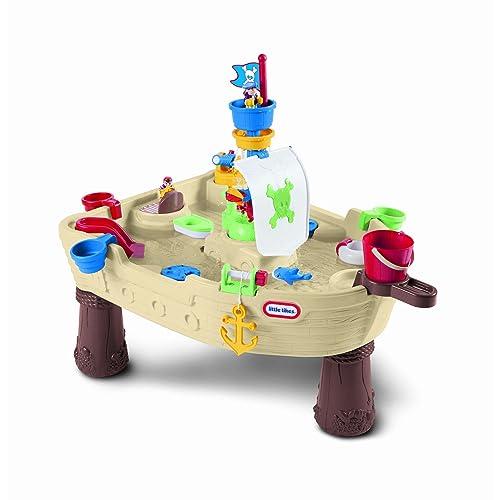 Little Tikes - 628566e3 - Jeu De Plein Air - Jeu d'eau - Bateau de Pirates