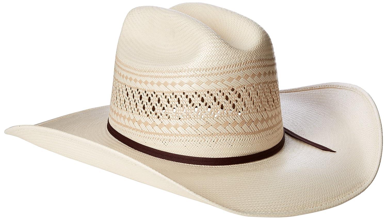 96fe28a59f4 Greg Bourdy Mens Straw Cowboy Hats Amazon