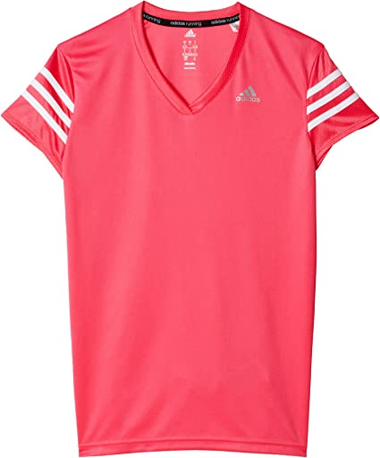 Malawi trampa el fin  adidas Femme Réponse Cap Manche Courte Pull - Rose, 0-2: Amazon.fr: Sports  et Loisirs