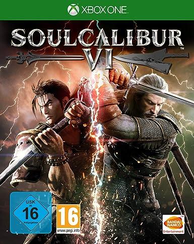 Namco Bandai Games SOULCALIBUR VI Básico Xbox One vídeo - Juego ...