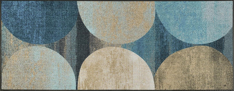 Wash+dry Matte, Oberfläche  100% Polyamide, Blau, 75 190