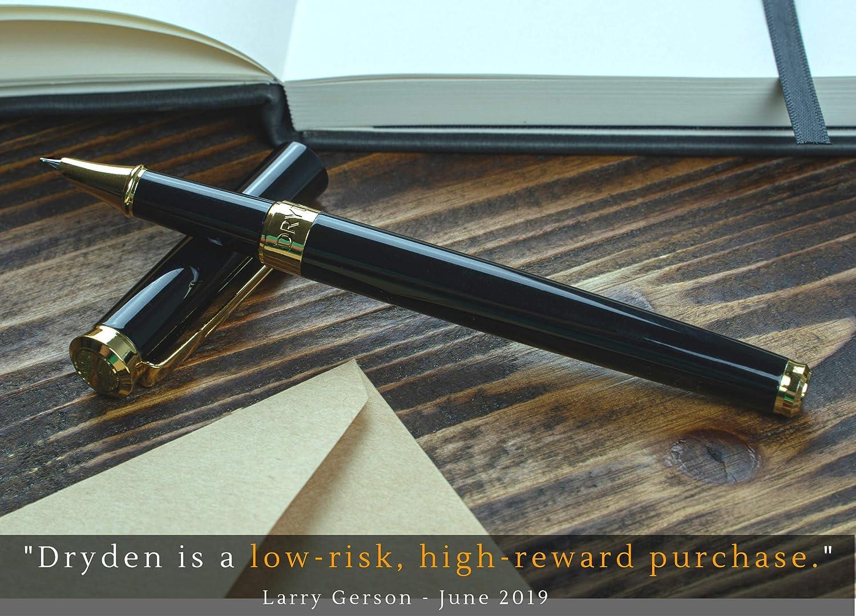 Dryden lujo hecho a mano pluma estilogr/áfica con caso de regalo Business /& antiguo regalo bol/ígrafo Juego de Ejecutivo pluma colecci/ón Vintage Bol/ígrafos caligraf/ía