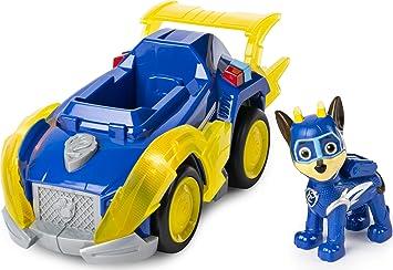 Mighty PupsSelezione Deluxe Figure di Gioco con LucePaw Patrol