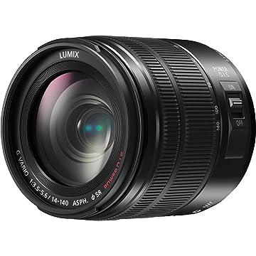 powerful Lumix G Vario 14-140mm ƒ/5-6