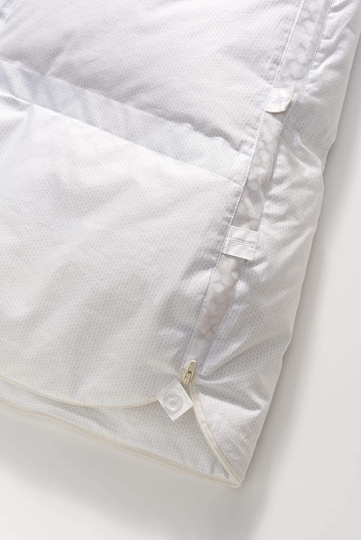 ARO Artl/änder Daunenschlafsack Exclusiv//Winterschlafsack l/ängenverstellbar//Baby-Schlafsack mit Premiumdaunen//Kinderschlafsack waschbar 70//60 Gr/ö/ße:80 Design:Honigwabe