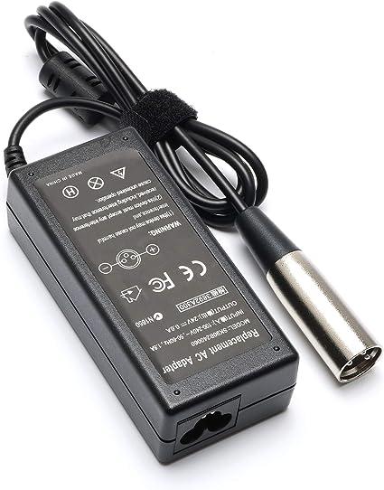 Amazon.com: Ursulan - Cargador de batería para scooter ...