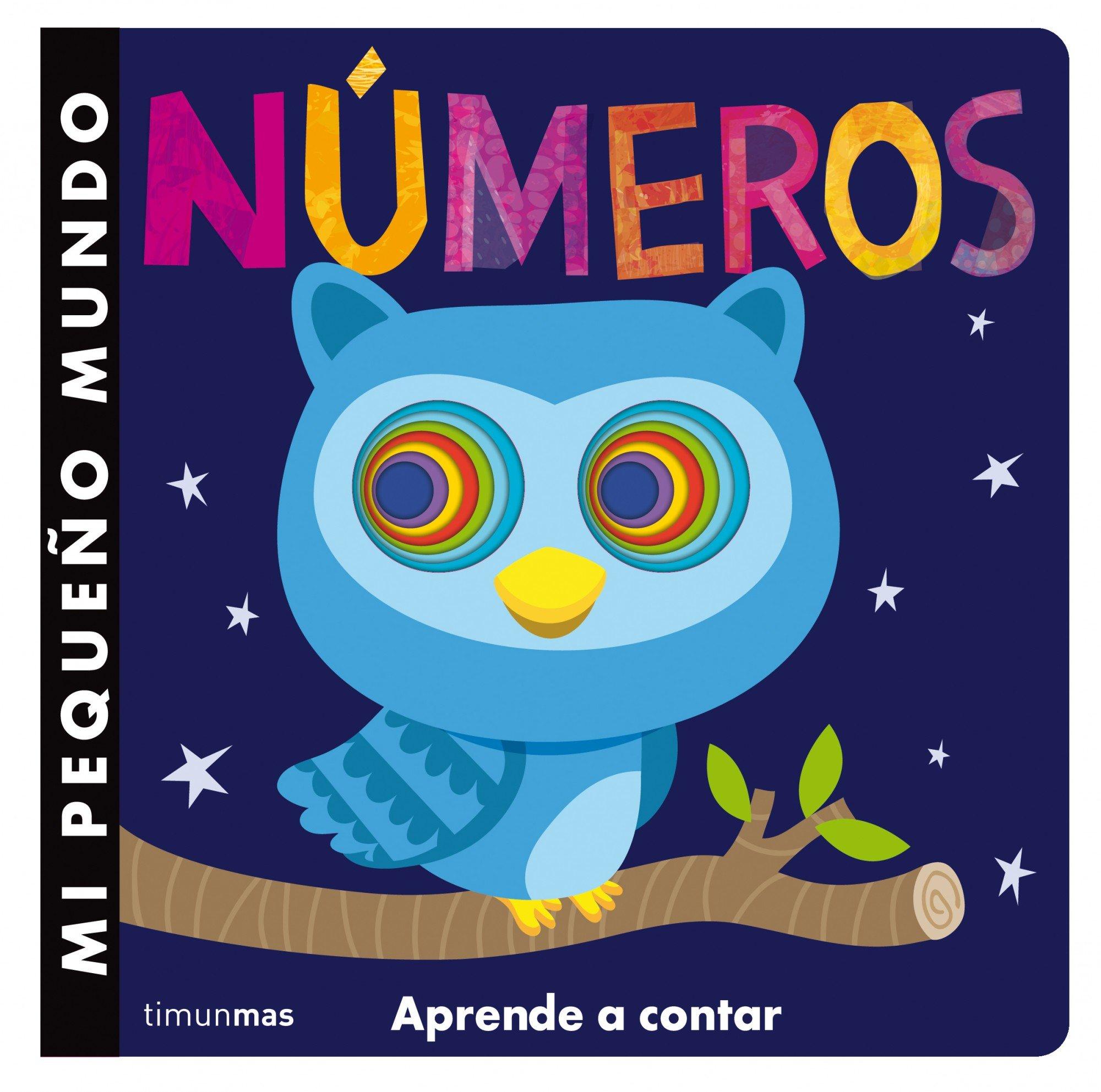 Mi pequeño mundo. Números (Mi Pequeno Mundo/My Little World) (Spanish Edition) PDF