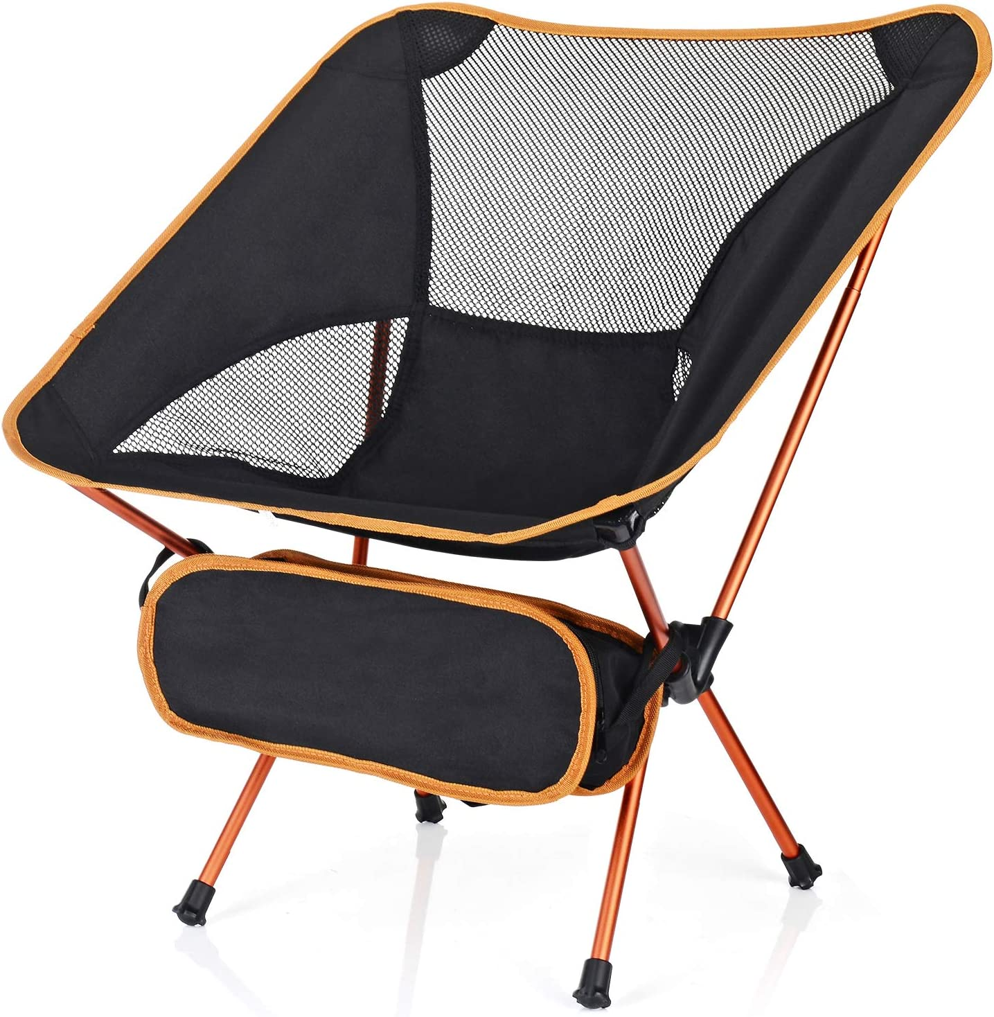 US Outdoor Fold Up Chairs Beach Ultralight Portable Camping Seat With Carry Bag