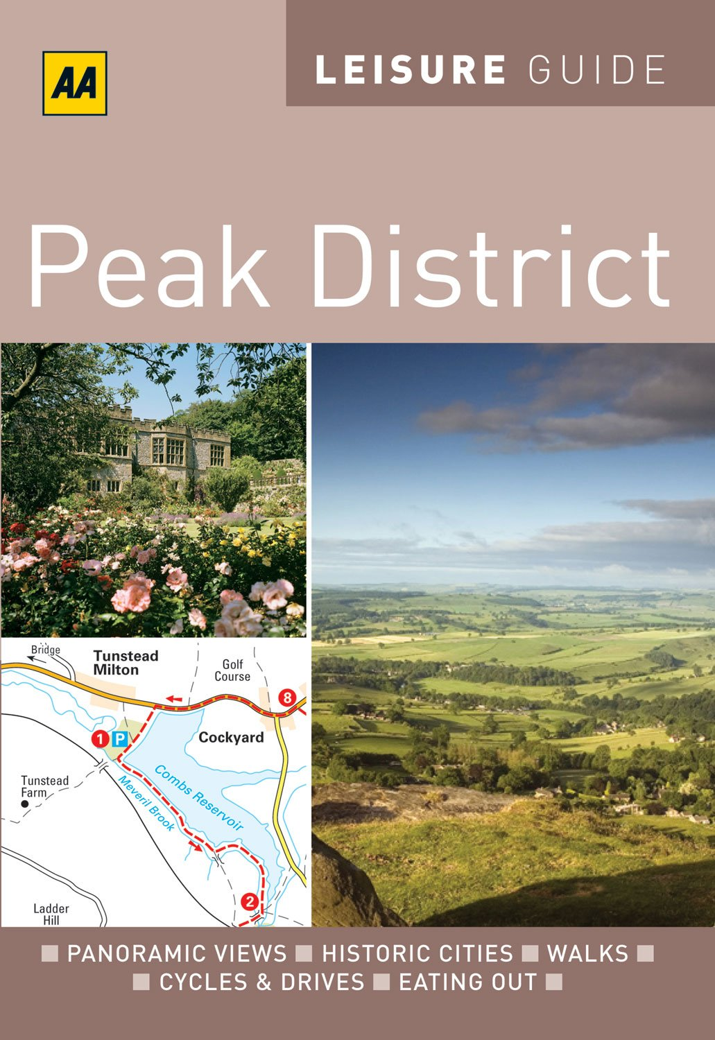 Peak District (AA Leisure Guides)