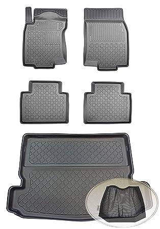 Kofferraumwanne für Nissan X-Trail 3 T32 Steilheck Geländewagen SUV 5-türer 2014