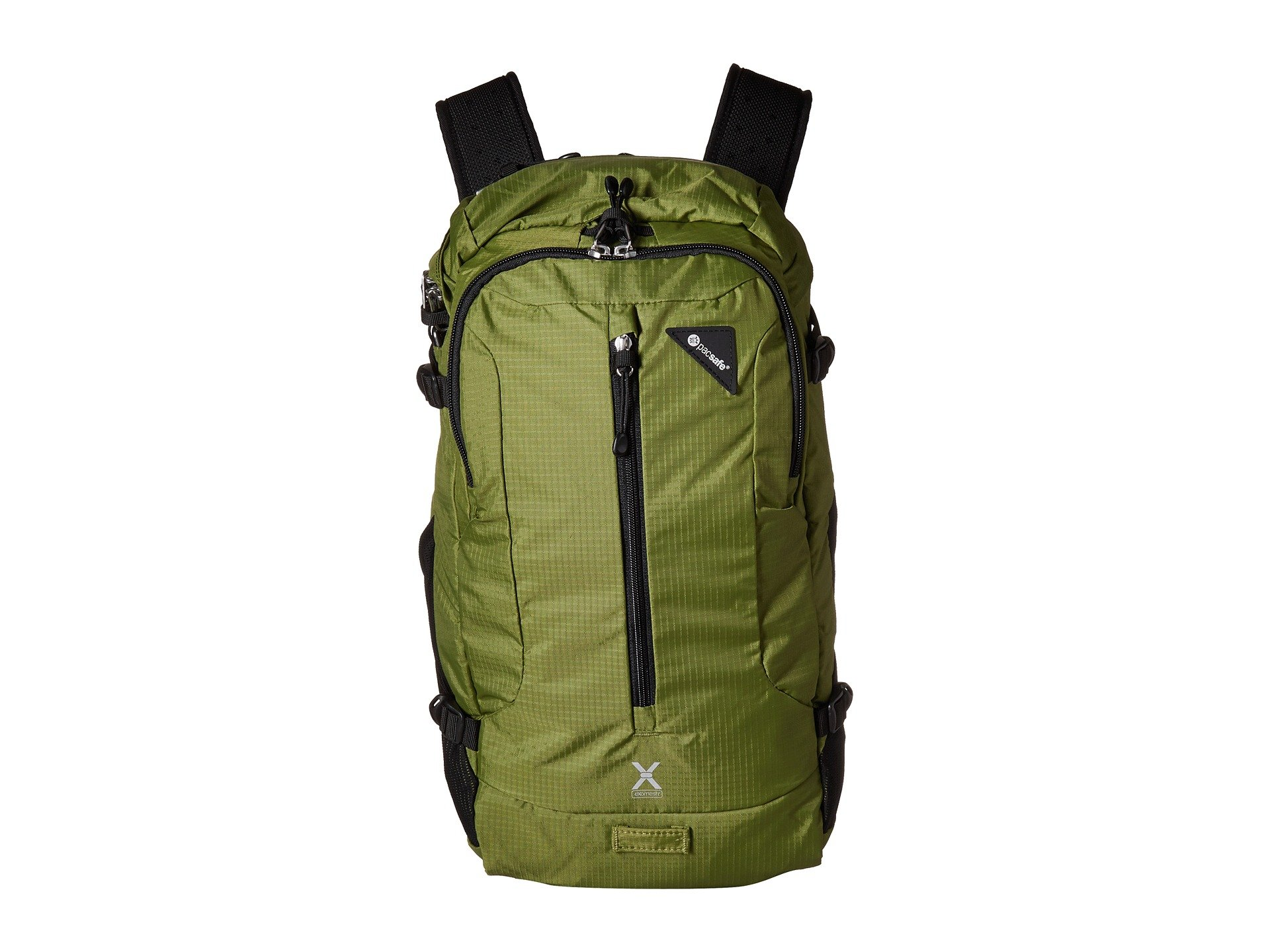 Pacsafe Unisex Venturesafe X22 Anti-Theft Adventure Backpack Olive Green One Size by Pacsafe