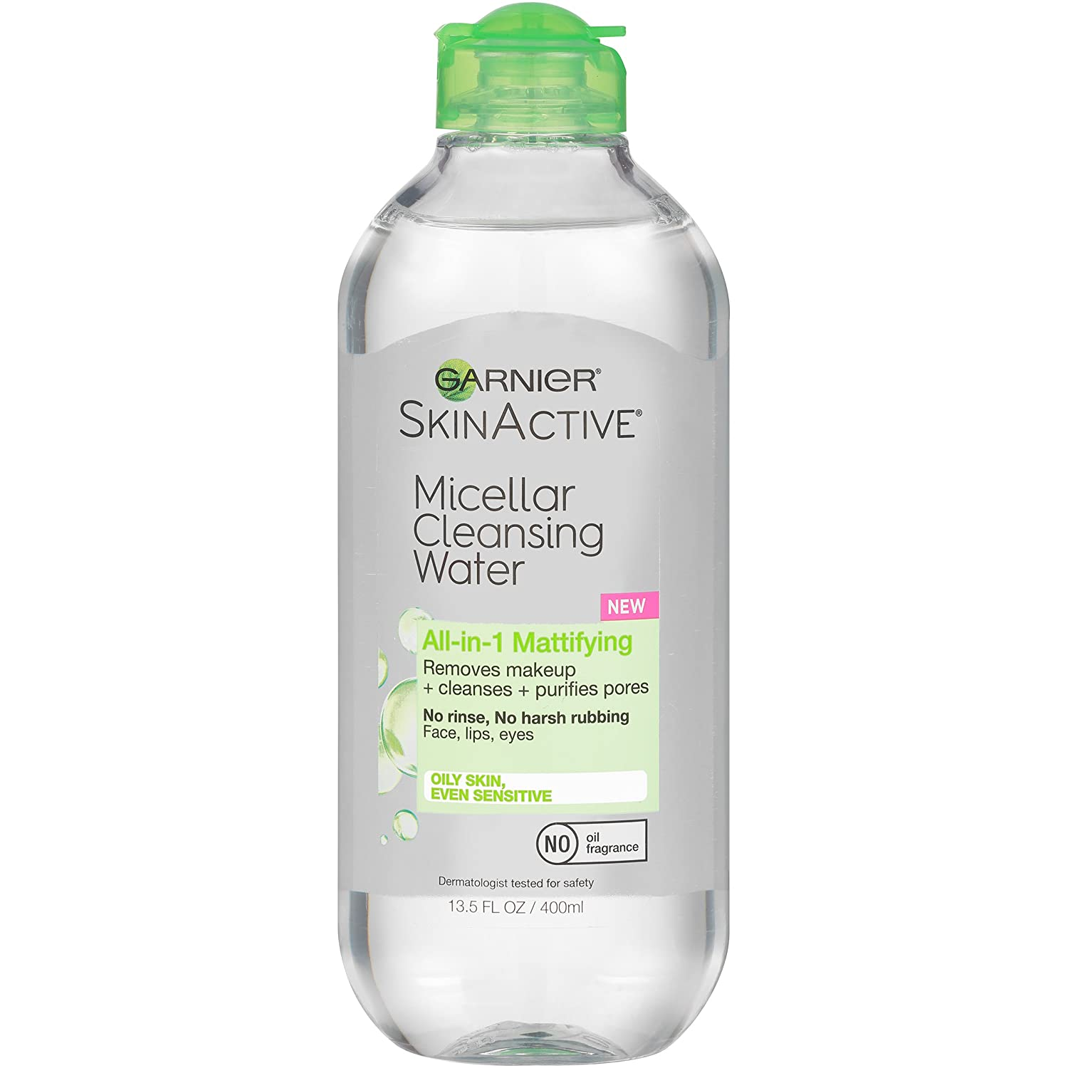 Micellar Water Garnier Ionizer Cleansing 125ml Com Skinactive For Oily Skin 13 5 Fl Oz Beauty