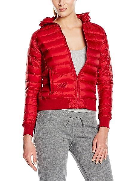 new styles cf037 0f4e9 New Balance Piumino 15W300 Rosso S: Amazon.it: Abbigliamento