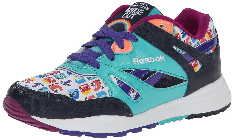Reebok Inside Out Ventilator Classic Shoe (Little Kid), Faux