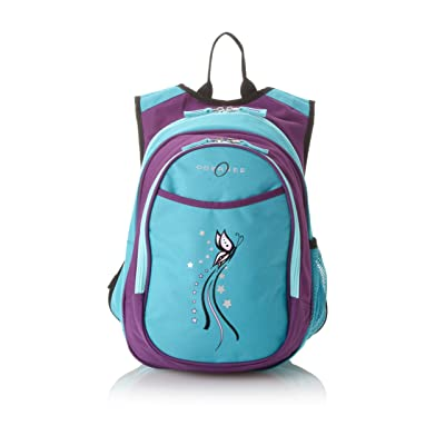 Obersee Kid's All-in-One Pre-School Backpacks with Integrated Cooler, Butterfly: Clothing