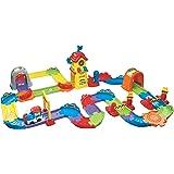 VTech Go! Go! Smart Wheels Chug and Go Railroad Train Set
