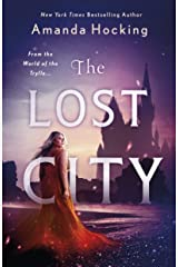The Lost City: The Omte Origins (from the World of the Trylle) Kindle Edition