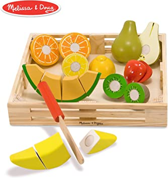 Wooden Fruit & Veg
