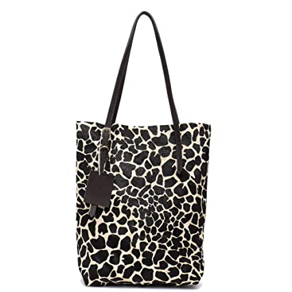 57aa46acca18 Amazon.com  STEPHIECATH Retro Style Women s Totes Bag Natural  Horsehair Italian Cow Leather Large Casual Real Leather Vintage Basket  Carry Bag Liner Purse ...