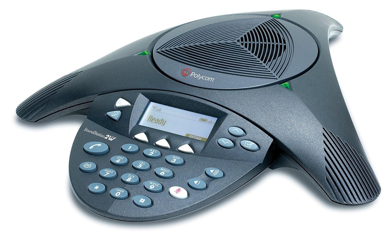amazon com polycom soundstation 2w expandable audio rh amazon com polycom soundstation2 user manual polycom soundstation 2w wireless manual