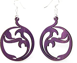 product image for Circle Art Earrings