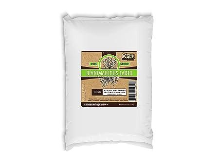 Amazon.com: Tierra de diatomeas de grado alimenticio - 5 ...