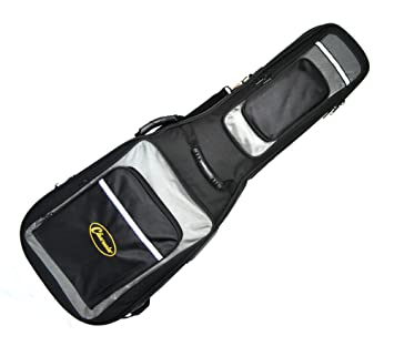 Guitarra eléctrica funda blanda CLEARWATER bolsa Gigbag Top de la gama nuevo ideal para Strat Tele etc 10 - Les Paul 25 mm acolchado: Amazon.es: ...
