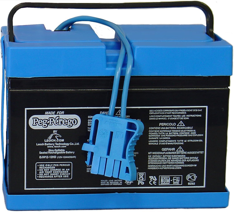 B00002EQAF Peg Perego 12V Battery (Official) 817in8so32L