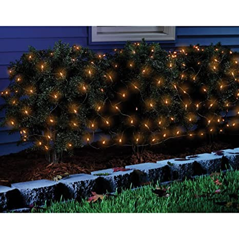 celebrations 34090 71 halloween net light 4x4