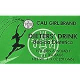 Dieter's Drink - For Men & Women, 12 bags,(Cali Girl Brand)