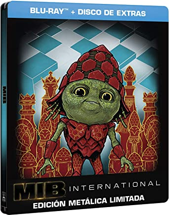 Men in Black: International - Edición Especial Metálica BD + ...