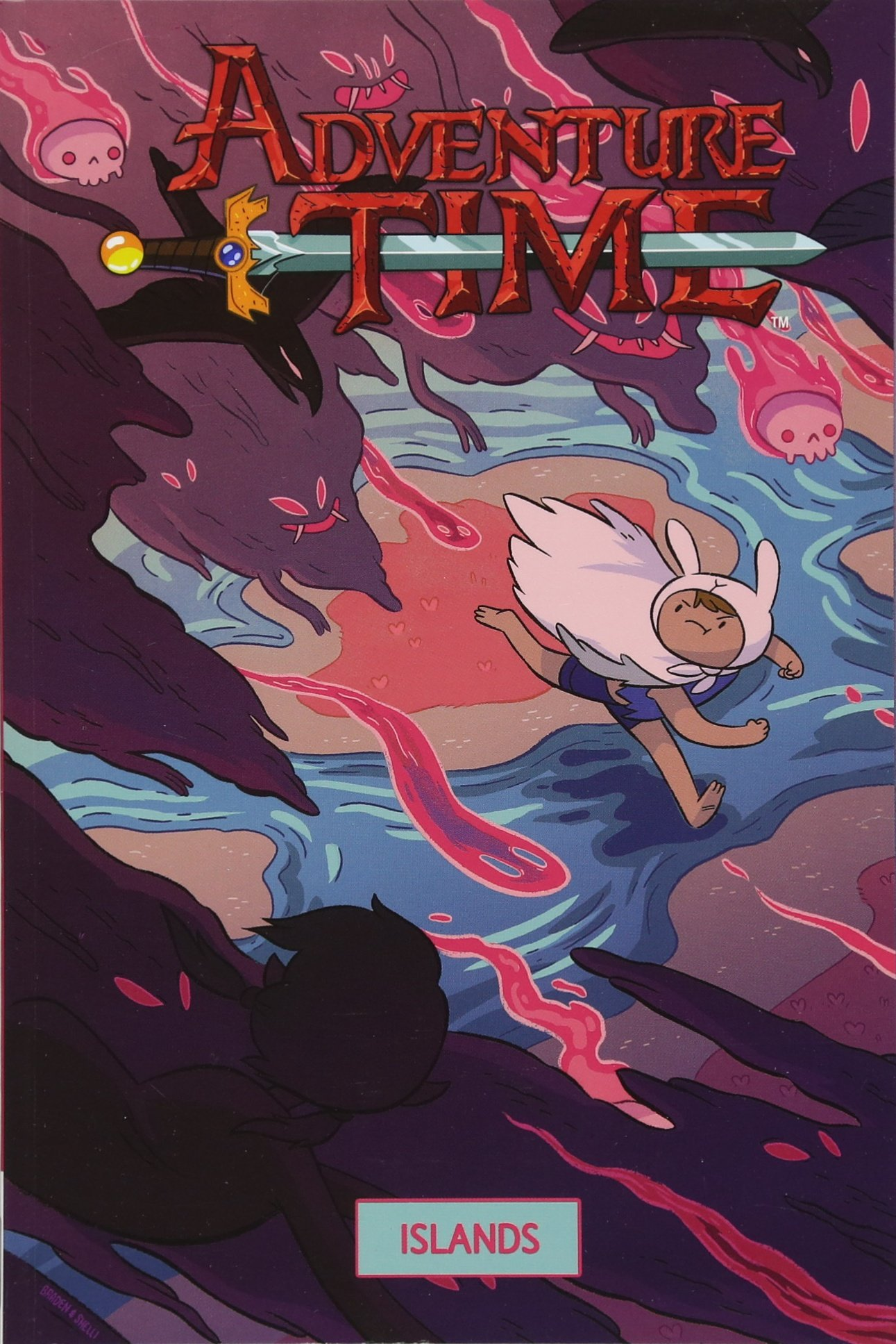Download Adventure Time: Islands ebook