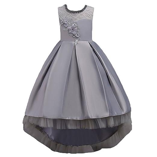Amazoncom Kids Big Girls Princess Dress Ball Gowns Pageant Dresses