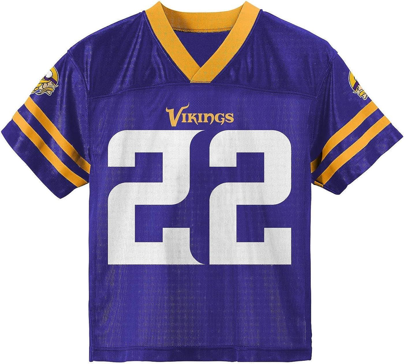 Harrison Smith Minnesota Vikings #22 Purple Youth Home Player Jersey