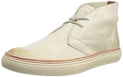 FRYE Men's Gates Chukka Fashion Sneaker, Cement, ...