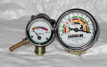 "Fordson Dexta Tractor Temperature Gauge 72/"" Capillary"