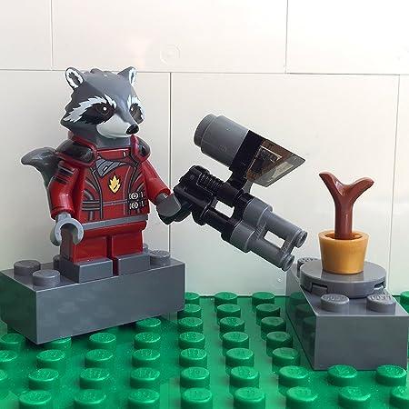 Rocket Raccoon Toysrus Polybag Lego 5002145 Marvel Super Heroes