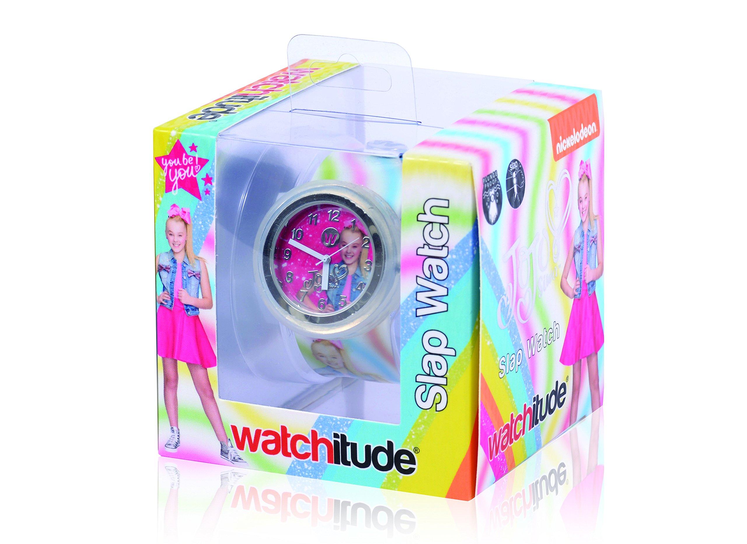 JoJo Siwa - Watchitude Plunge Proof Slap Watch - You be You - Gift Box Edition