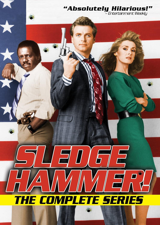 Amazoncom Sledge Hammer The Complete Series David Rasche