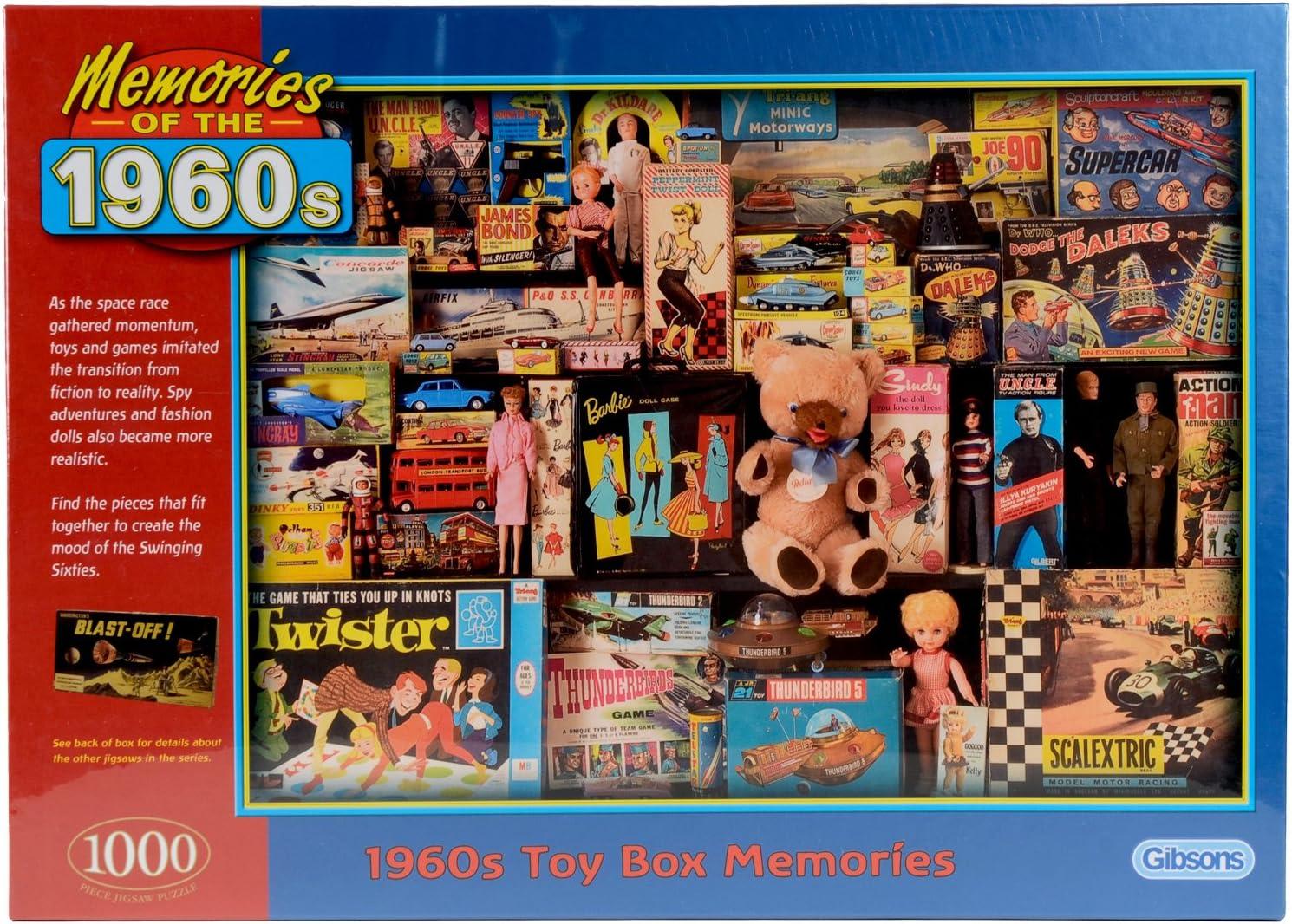 B003BBHJ8G Gibson 1960's Toy Box Memories 1000 Piece Puzzle 817iyIXVmzL.SL1500_