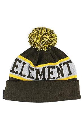 1854f1095c4 Element Q5BNB6 ELW4 198 Fairfax Beanie HAT Dark Brown  Amazon.co.uk   Clothing
