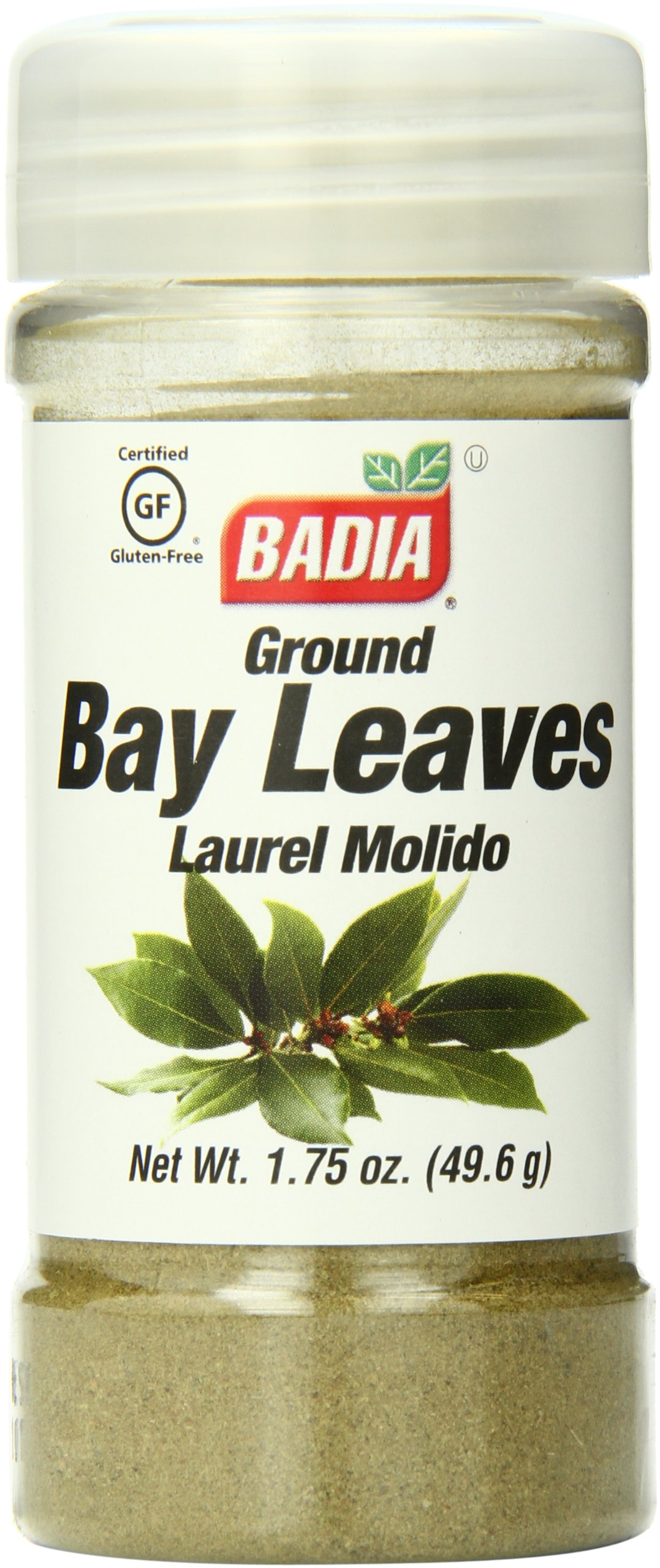 Badia Bay Leaves Ground, 1.75 Ounce (Pack of 12)